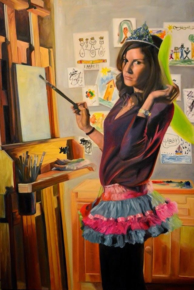 Американская художница. Shana Levenson