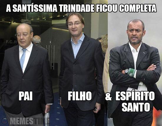 Pinto da Costa, Alexandre Pinto da Costa e Nuno Espírito Santo – A Santíssima Trindade ficou completa