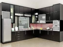 kitchen set dengan desain mewah
