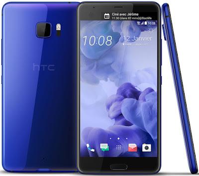 HTC U Ultra azul zafiro
