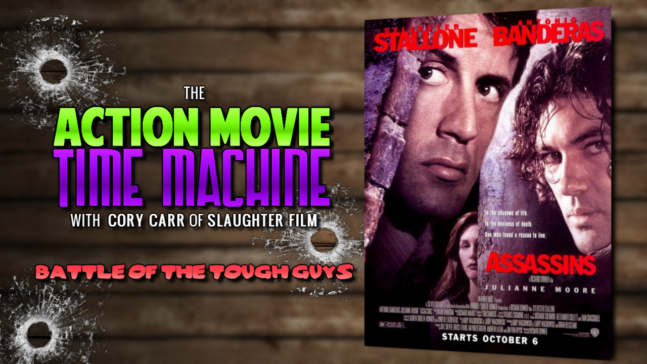Slaughter Film Presents: Action Movie Time Machine: Assassins