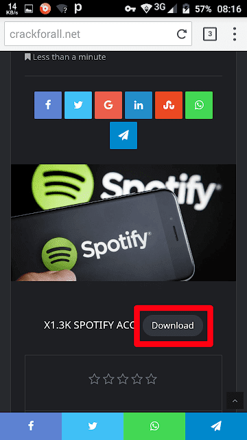 crackfor all spotify