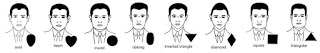 best male hairstyle for a man with an oval face