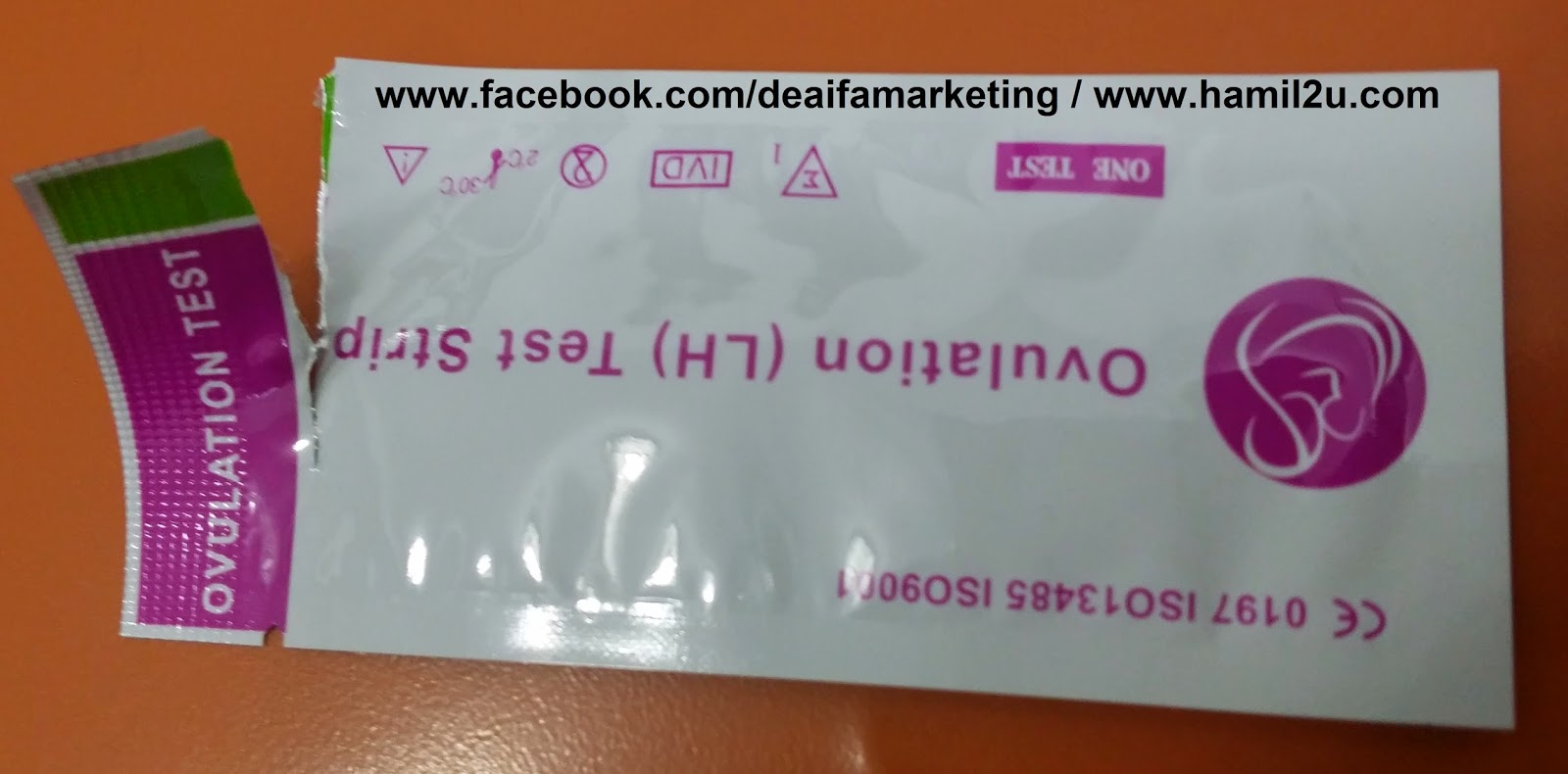 ovulation test kit murah, opk, pregnancy test murah, ovulation predictor kit, cheapest, rm1, borong,deaifa marketing, ovulation test, hamil2u.com, opk deaifa, upt deaifa, 60sen
