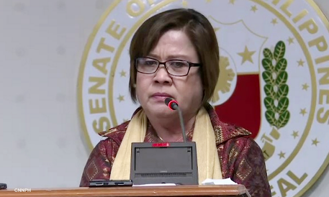 Two Ex-NBI Officials Called De Lima 'Mother of all Drug Lords'