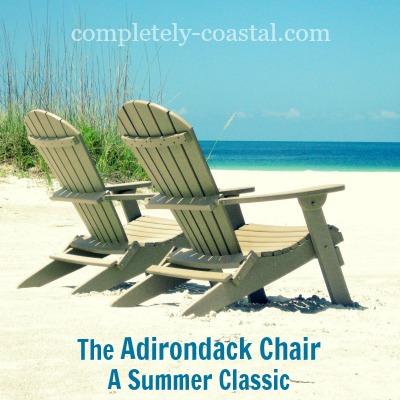 Adirondack Chair | Summer Classic