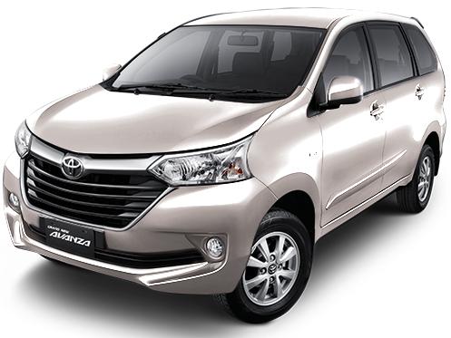 Warna Toyota Grand New Avanza Dan Grand New Veloz Putih