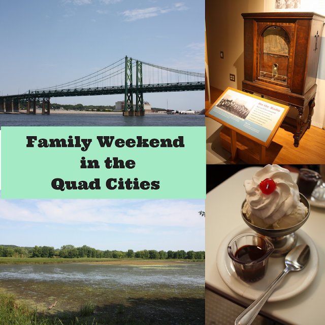 Family fun in the Quad Cities of Illinois and Iowa