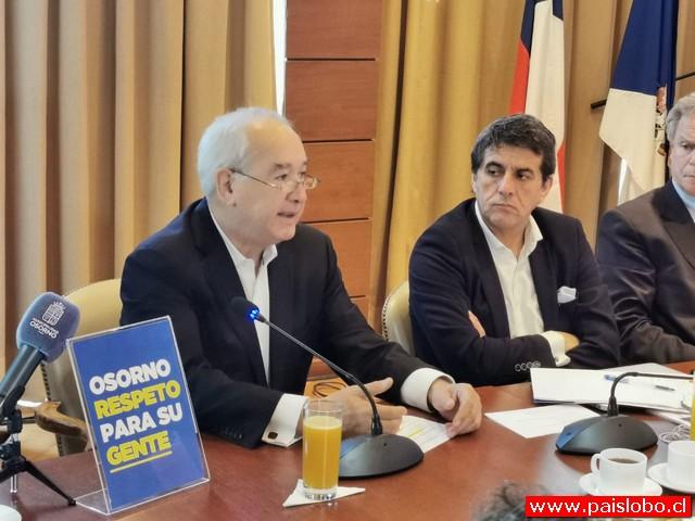 Osorno: Alcalde Bertín refuta tardía respuesta en crisis de agua potable
