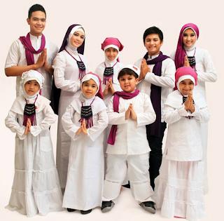 Gambar Baju Muslim Alaidrous Keluarga Terpopuler Update