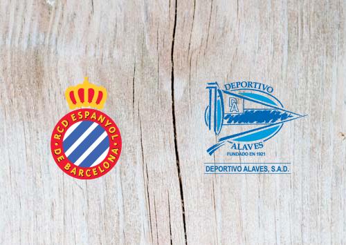 Espanyol vs Deportivo Alaves - Highlights 13 April 2019