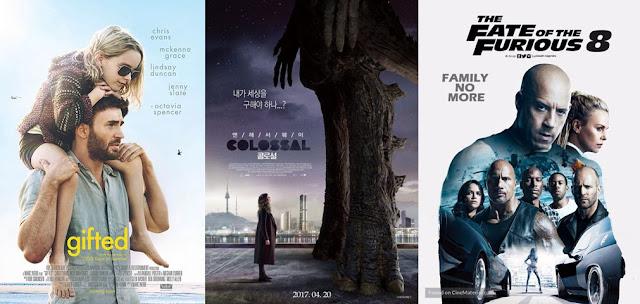 rekomendasi Film Hollywood Terbaru dan Terbaik Tahun 2017