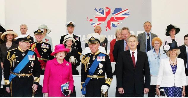 Принц Чарлс није добродошао у Србију!