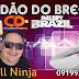 CD (MIXADO) BATIDÃO DO BREGÃO (DJ WALL NINJA O REI DAS MARCANTES)