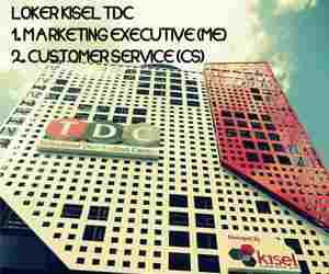 Lowongan Kerja di KISEL TDC