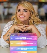 Anna Tood, escritora triunfadora en Wattpad