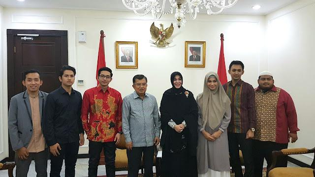 Wapres JK Dukung Film Lima Penjuru Masjid