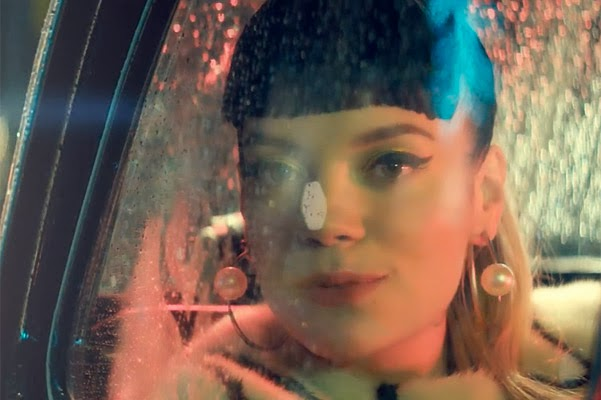 New clip Lily Allen Our Time