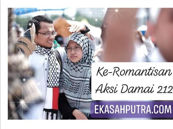Ke-Romantisan Reuni Aksi Damai 212
