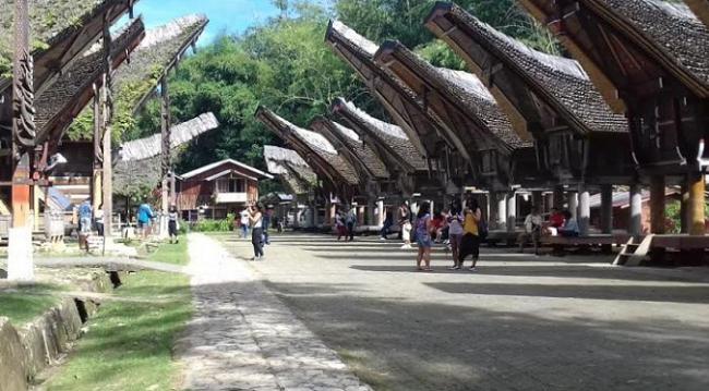 Mengunjungi Desa Wisata Ke'Te Kesu