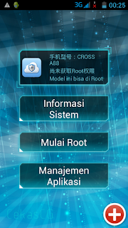Screenshot pilih menu Mulai Root - catatandroid.blogspot.com