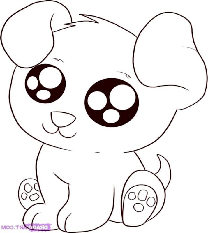 Cute Easy Animal Drawings Wallpapers Pc