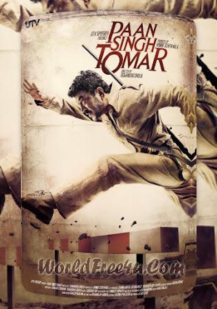 Poster Of Hindi Movie Paan Singh Tomar 2012 Full HD Movie Free Download 720P Watch Online