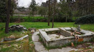 Lavadero. Quinta de Torre Arias