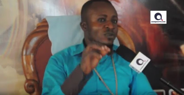 I don't believe Obinim's prophecies – Computer Man [Video]