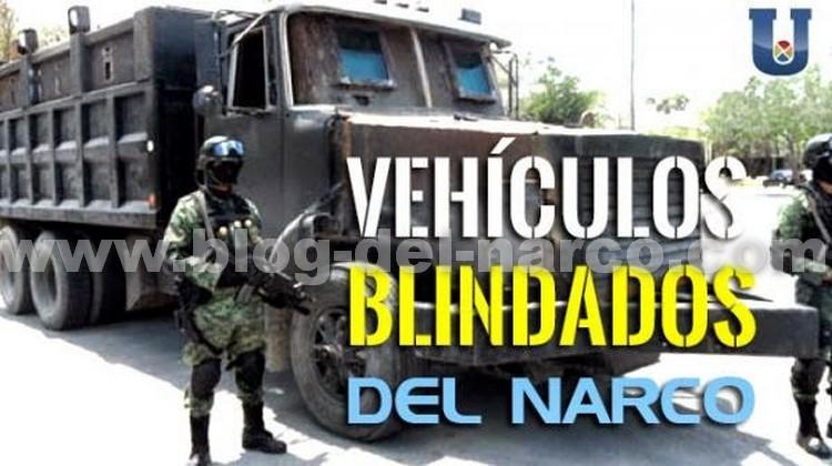 Los narco vehículos y sus blindajes 'piratas'