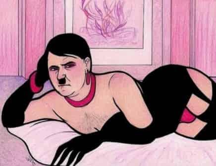 Typo Hitler jadi Hotler