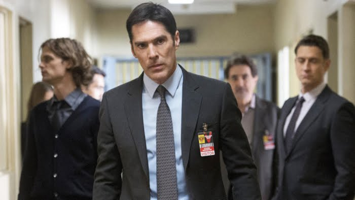 Thomas Gibson, despedido de Criminal Minds