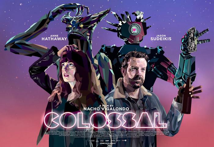 ตัวอย่างหนังใหม่ - Colossal (ทั้งจักรวาลเป็นของเธอ) ซับไทย poster9