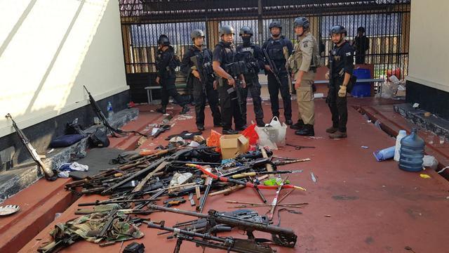 Tindakan Teroris di Mako Brimob di Luar Batas Kemanusiaan