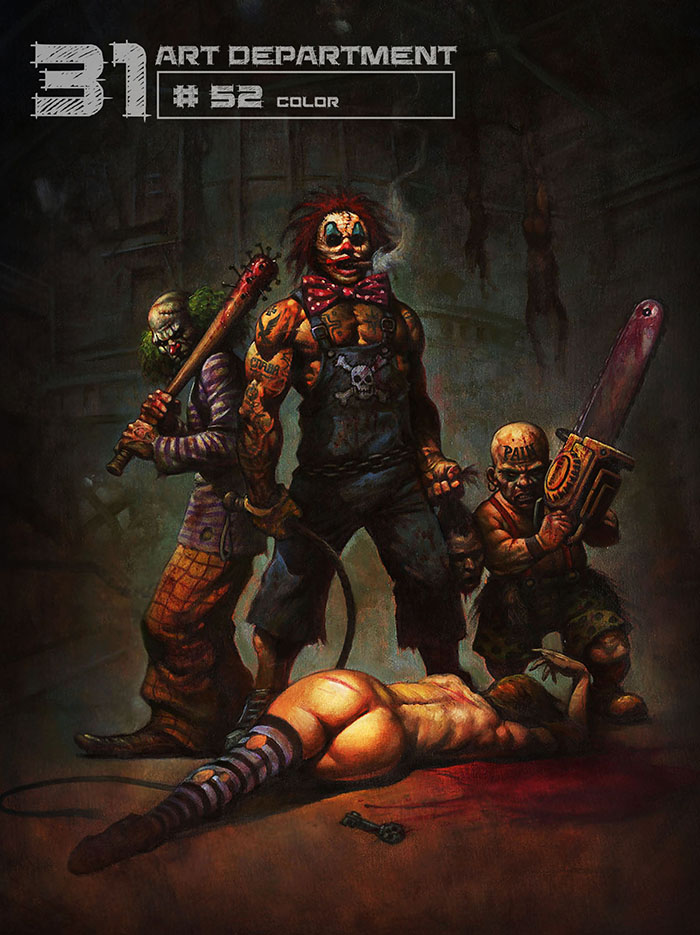 Rob Zombie Filme