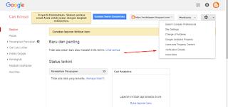 Cara Verifikasi Blog Di Google Webmaster Dengan Mudah
