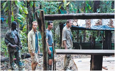 Tráfico de oro en  Guayana Francesa