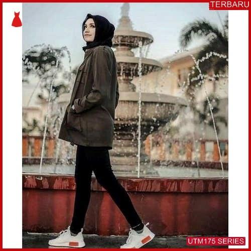 UTM175G73 Baju Gyza Muslim Parka UTM175G73 0AF | Terbaru BMGShop