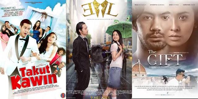 daftar film indonesia romantis 2018, film paling romantis indonesia bikin nangis