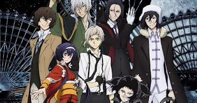 Download [Anime OST] Bungou Stray Dogs Season 3 (Opening & Ending) [Completed]