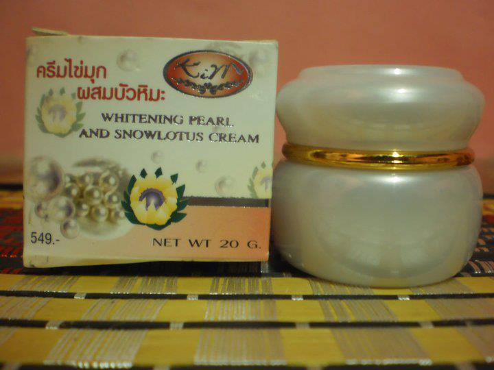 Lotus Face Cream Winter
