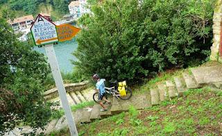 Camino de Santiago del Norte Euskadi