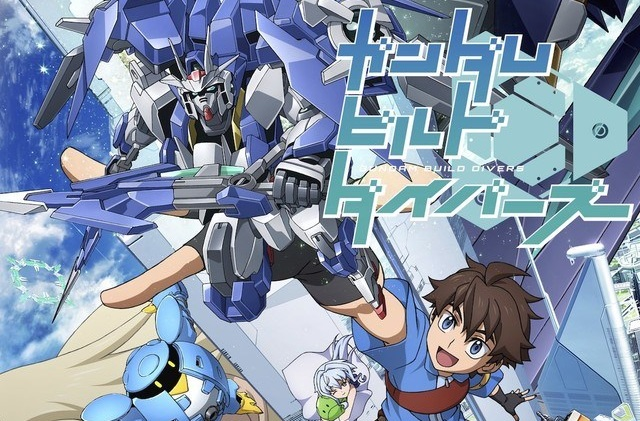Ver Gundam Build Divers Online