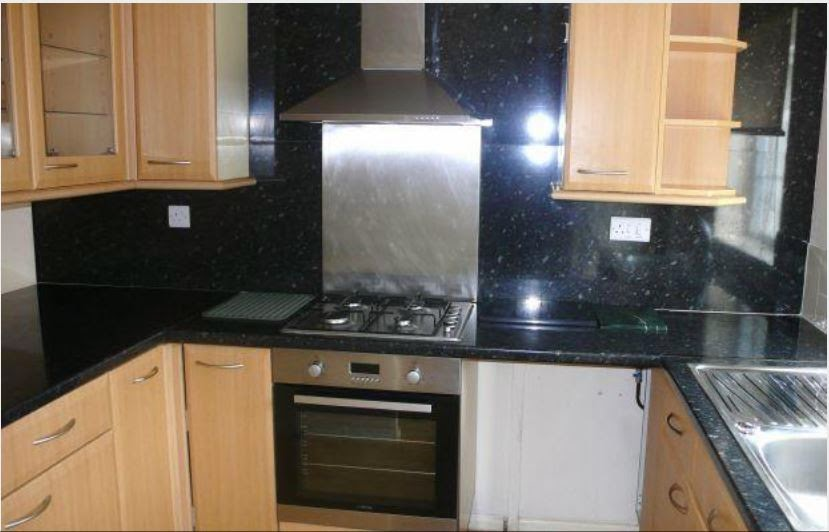 chichester buy-to-let property kitchen