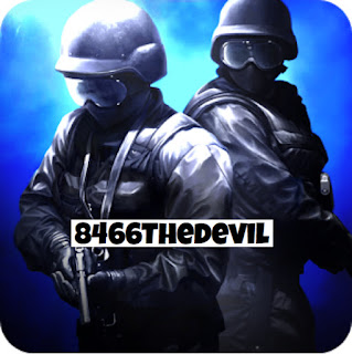Modern Strike Online MOD APK+DATA Unlimited Ammo