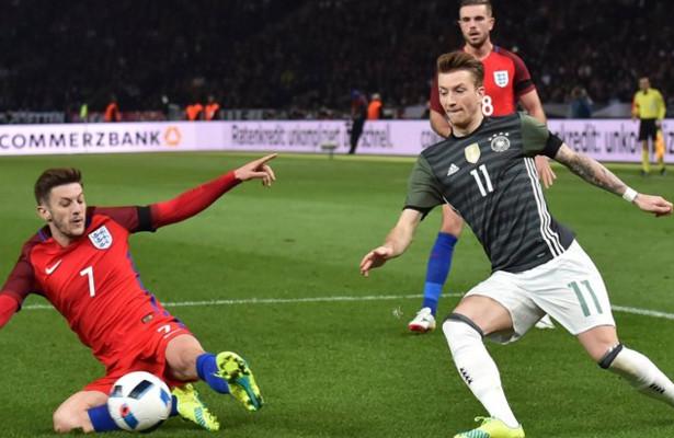 El Alemania-Inglaterra, un desastre para adidas y Nike