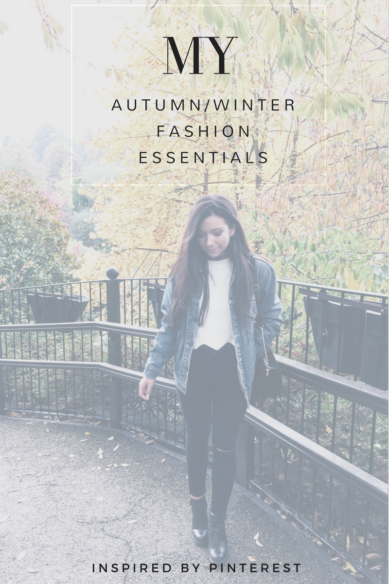 Fashion, Style, Outfits, Pinterest, Autumn Winter fashion essentials, autumn fashion, pinterest fashion, how to dress like someone from pinterest