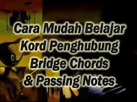 Belajar Kunci Penghubung Gitar, Piano, Bass
