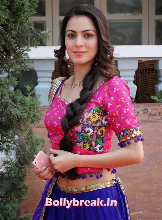 Shraddha Arya, Tumhari Paakhi Show Launch