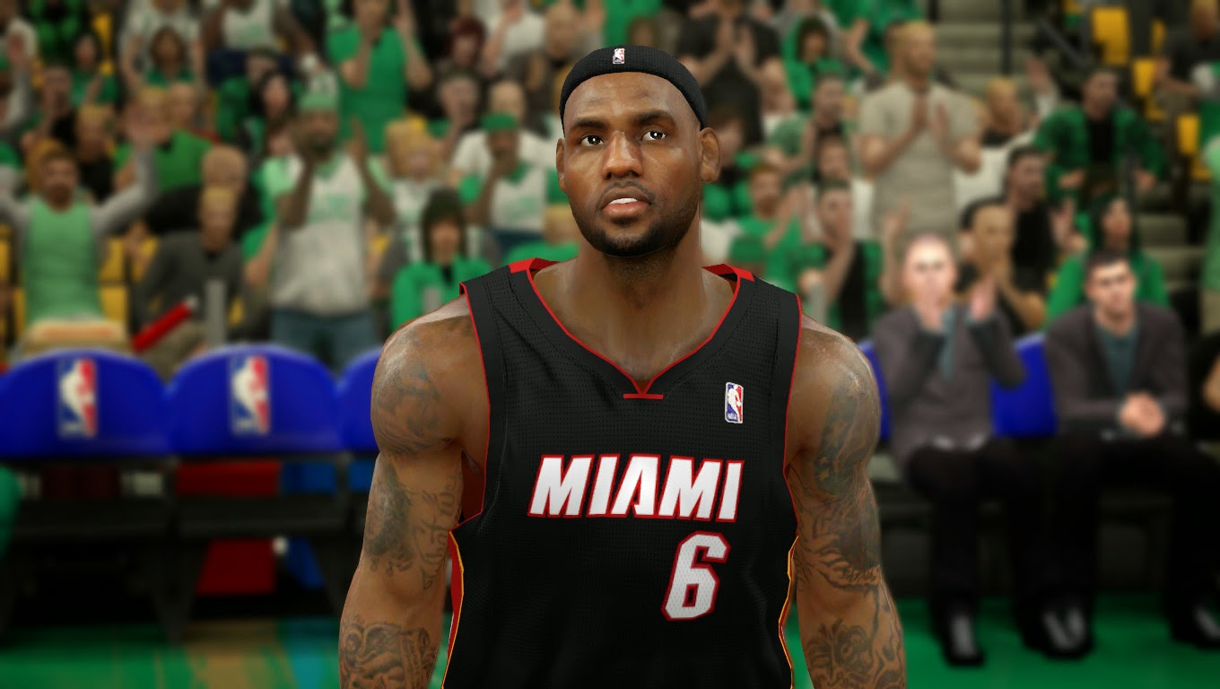 "NBA 2K14 LeBron James ""I Promise"" Pack - NBA2K.ORG"